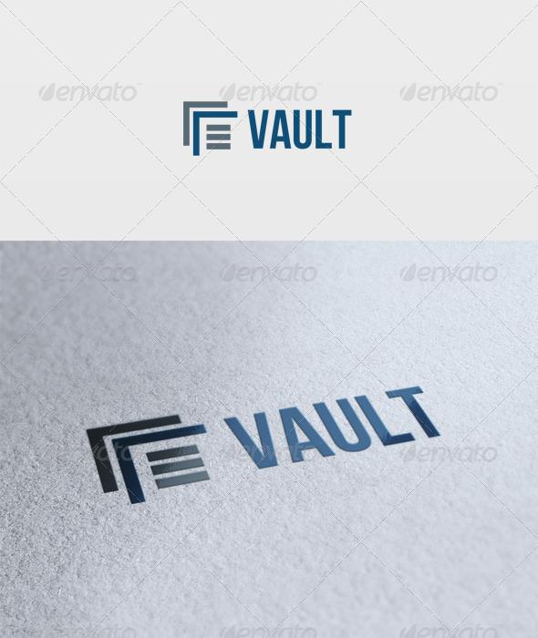 Vault Logo - Symbols Logo Templates