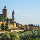 Vinci, Leonardo birthplace, village skyline. Florence, Tuscany Italy - PhotoDune Item for Sale