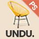Undu - The Furniture Store Prestashop Theme
