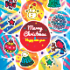 Merry Christmas Greeting Cards