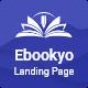 Ebookyo - Ebook HTMLLanding Page Template