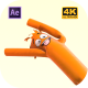 Wacky Waving Inflatable Tube Man - VideoHive Item for Sale