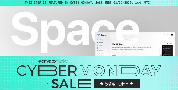 -50% | Space v1.11.6 | Responsive Premium LMS Moodle 3.8, 3.9, 3.10+ Theme, based on Bootstrap 4