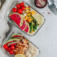Healthy meal prep containers - PhotoDune Item for Sale