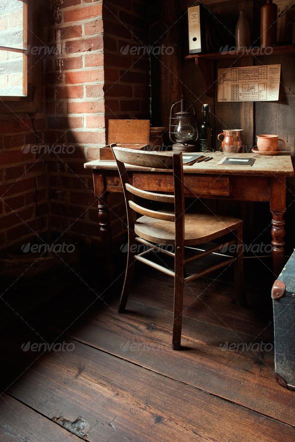 Cozy corner. - Stock Photo - Images