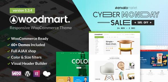 Special WoodMart - Responsive WooCommerce WordPress Theme