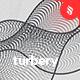 Turbery - Digital Waves Background Set
