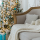 Christmas or new year decoration at Living room interior and holiday home decor concept. Calm image - PhotoDune Item for Sale