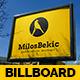 Outdoor Billboard Mock-up
