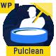 Pulclean - Swimming Pool Maintenance WordPress