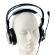 Mannequin with Headphones - GraphicRiver Item for Sale