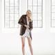 Slim blond woman in black jacket - PhotoDune Item for Sale