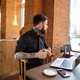Man working on laptop - PhotoDune Item for Sale