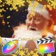 Christmas Slideshow - Apple Motion