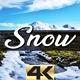 Snow 4K - VideoHive Item for Sale