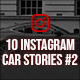 Instagram Car Stories