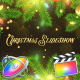 Christmas Celebration Slideshow - Apple Motion