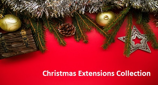 Christmas Extensions Collection