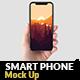 Smart Phone Mock Up - 006