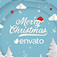 Christmas Logo Magic Winter - VideoHive Item for Sale