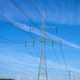 Electricity pylon and power lines - PhotoDune Item for Sale