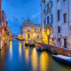 Canal in the old town of Venice at dusk - PhotoDune Item for Sale