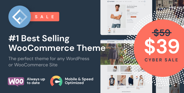 Extraordinary Flatsome | Multi-Purpose Responsive WooCommerce Theme