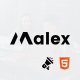 Malex - Business Consulting Agency Landing Page
