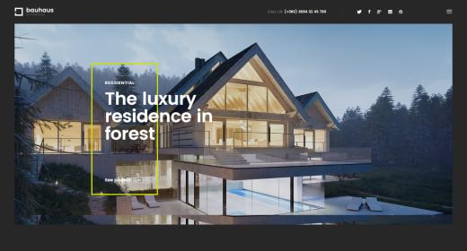 Architecture WordPress
