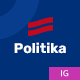 Politika: Politics Instagram Post Template