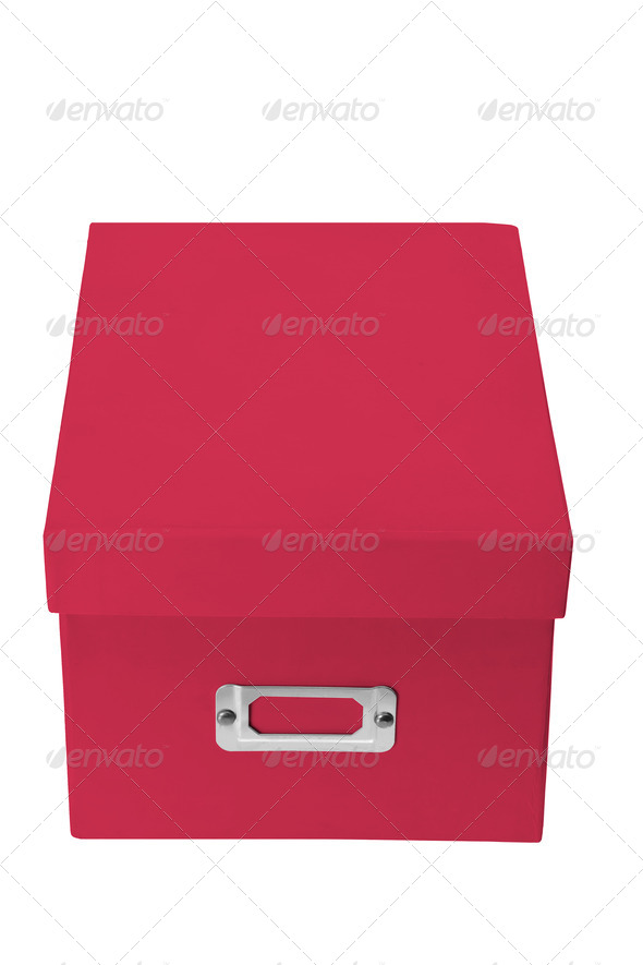 Cardboard Box - Stock Photo - Images