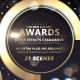Cobalt Golden Luxury Awards 4K - VideoHive Item for Sale