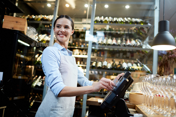 At restaurant - Stock Photo - Images