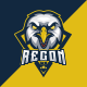 Eagle Recon Gaming Logo For Esports