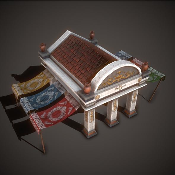 Ancient Market