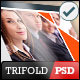 A4 Trifold Brochure Template PSD 6 Variations #1 - GraphicRiver Item for Sale
