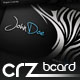 +Sleek Business Card (Zebra Design) - GraphicRiver Item for Sale