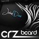 +Sleek Business Card (Zebra Design) - GraphicRiver Item for Sale