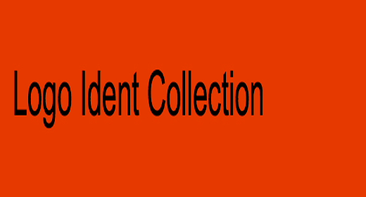 Logo Ident Collection