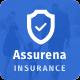 Assurena - Insurance Agency WordPress Theme