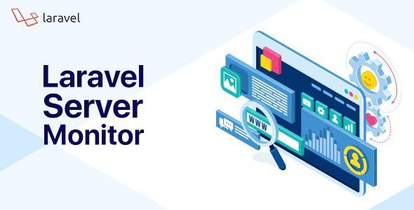 Server Monitor Laravel App