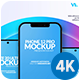 Colorful iOS & Android Mobile App Promo - VideoHive Item for Sale