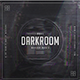 Dark Room - Progressive Techno Music Album Cover Template