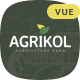 Agrikol - Vue Nuxt Template For Agriculture Farms