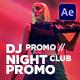 DJ Promo // Night Club Promo - VideoHive Item for Sale