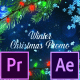 Winter Christmas Promo - Premiere Pro - VideoHive Item for Sale