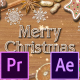 Christmas Cookies Promo - Premiere Pro - VideoHive Item for Sale