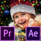Christmas Lights Promo - Premiere Pro - VideoHive Item for Sale