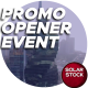 Promo Opener Event - VideoHive Item for Sale