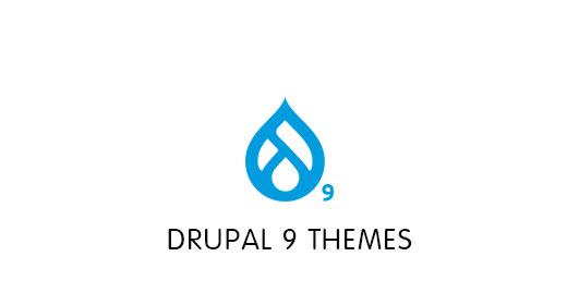 Drupal 9 Themes